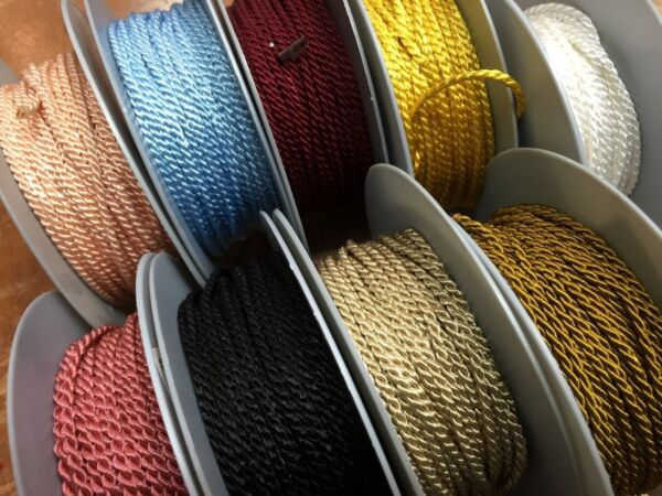 TWISTED CORDING Cord 18