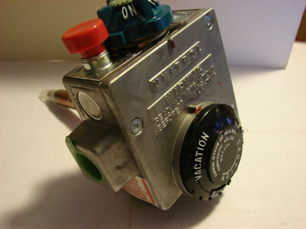 Gas Thermostat Flame Valve Lock 92043 NATURAL GAS ONLY Robertshaw NIB $70.00