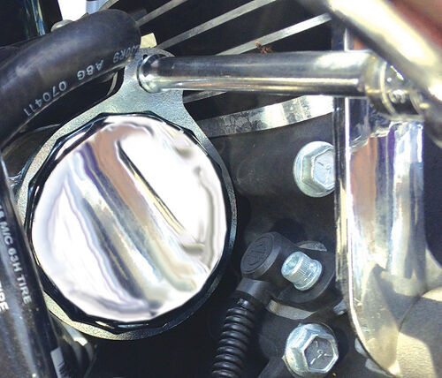 HARLEY OIL FILTER MINI WENCH GREAT FOR TIGHT SPOTS GETS IN WHERE OTHERS CAN#x27;T $27.29