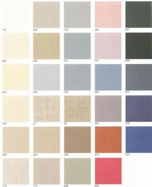 32 ct Belfast Linen by Zweigart U Choose Color $10.00