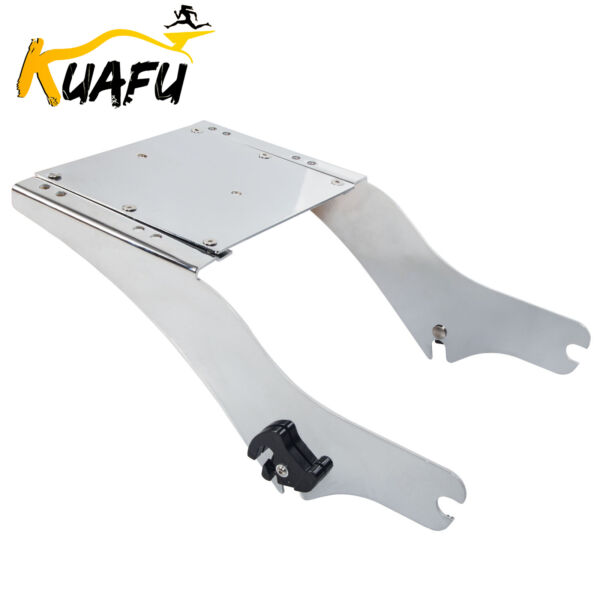 Detachable 2 up Trunk Mount For Harley Davidson King Tour Pack Pak Latches 97 08 $46.50