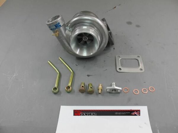 T4 GT35 Turbo Charger Ball Bearing 500+ HP Eclipse Mustang