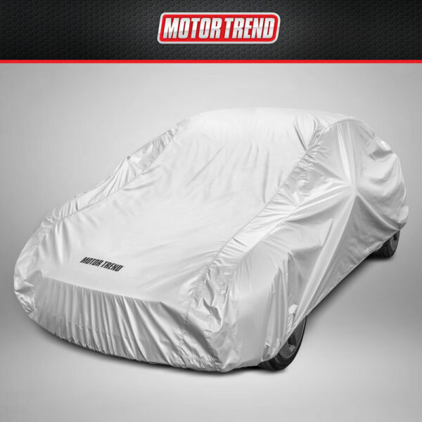 Multi Layers Car Cover 100% Waterproof Outdoor UV Rain Snow Protection