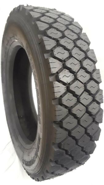 (1-Tire) 22570R19.5 ROAD WARRIOR DRIVE TIRES 14 PLY BD733 HEAVY DUTY 22570195