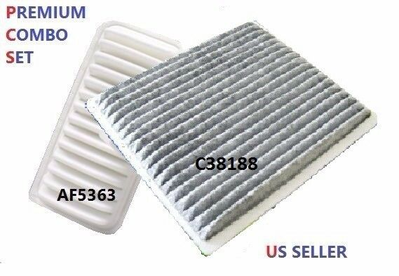 AF5363 C38188 AIR FILTER amp; CARBONIZED CABIN AIR FILTER PACKAGE xB xA Echo $15.98