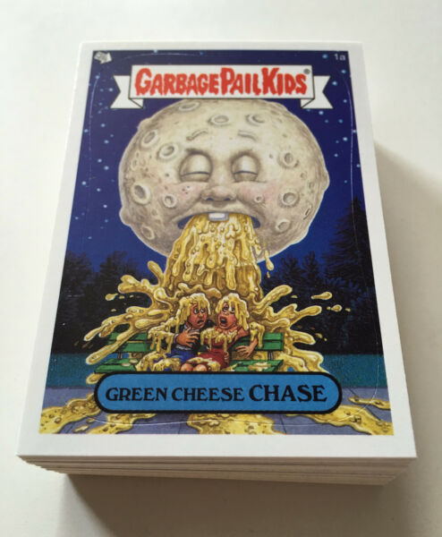 2005 Garbage Pail Kids All New Series 4 (ANS4) Base Cards - 21ab-40ab - You Pick