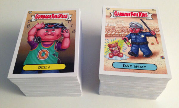 2013 Garbage Pail Kids Mini Base Cards - 78ab-108ab -  Pick Your Own!