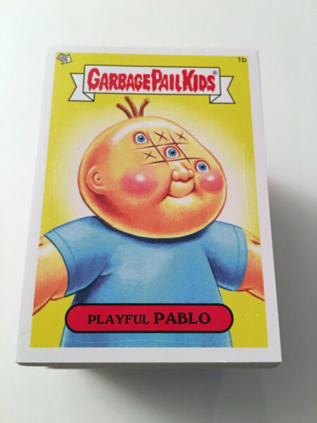 2014 Garbage Pail Kids Series 1 Base Cards & Medals - Pick Your Own!