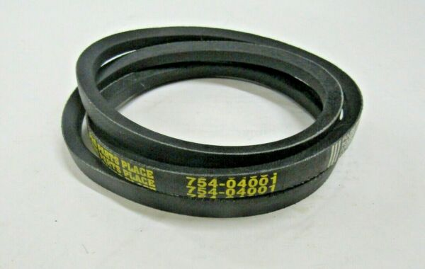 MADE TO EXACT OEM SPEC BELT FOR MTD CUB CADET 954-04001 754-04001 954-04001A