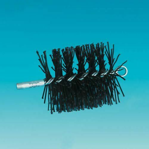 Chimney 23409 Worcester Poly Round 10 Inch Chimney Brush