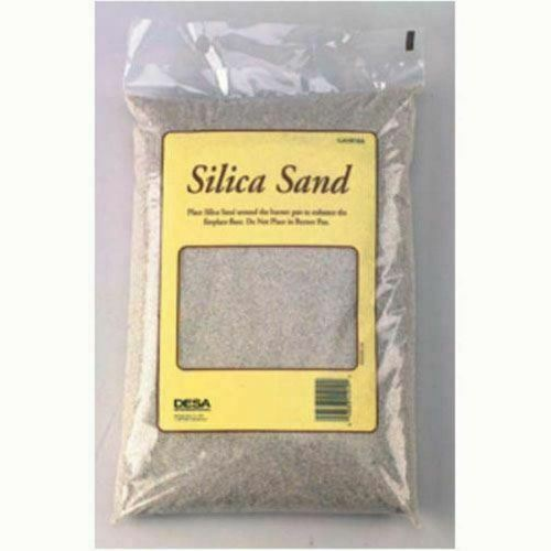 Superior Fireplaces GA9850A Silica Sand Accessory (Natural Gas Only)