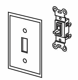 Superior FWSK On Off Wall Switch Kit $41.54