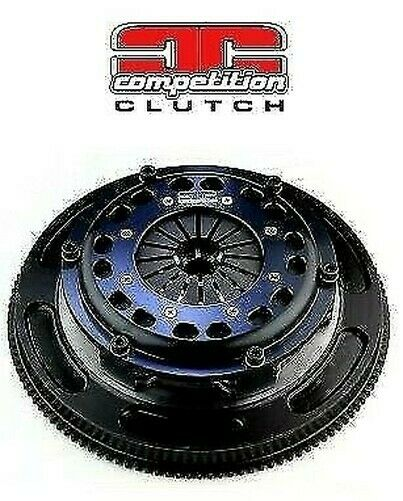 Complete Uprated Twin Plate Competition Clutch For R32 Skyline GTR RB26DETT Push