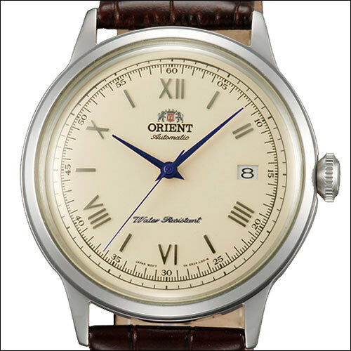Orient 2nd Generation Bambino Stainless Steel Automatic Dress Watch #AC00009N