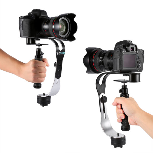 Steady Steadicam Handheld Video Stabilizer Gimbals Grip Supports For DSLR Phone