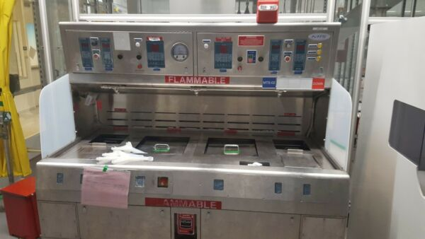 MTS Solvent Bench