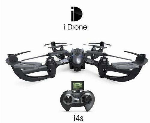 Racing Drone HD Camera I4S with Auto return 2.4Ghz 4CH 6-Axis RC Quadcopter USA