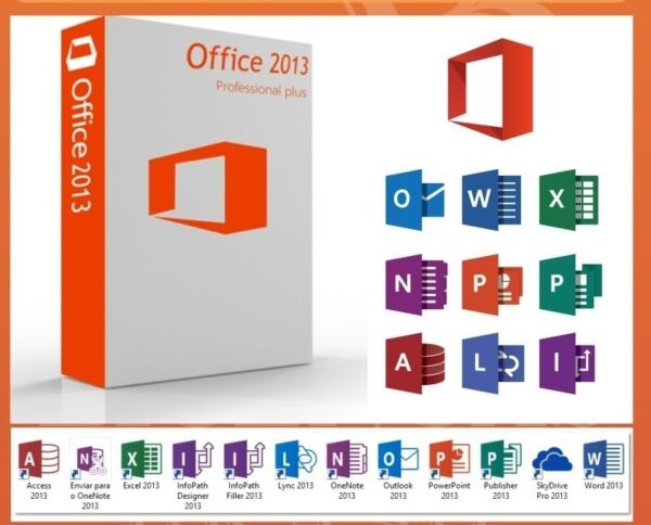 Office 2013 Proffesional Plus
