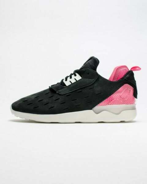 Adidas ZX 8000 Blue Boost Black Pink White suede running training B25872
