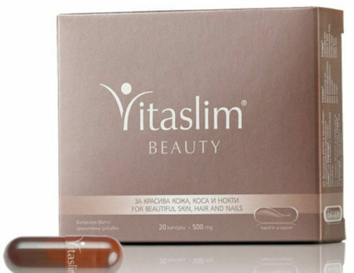 Vitaslim BEAUTY Fight Hair loss, Beautiful Nails, Skin and Hair Natural Product