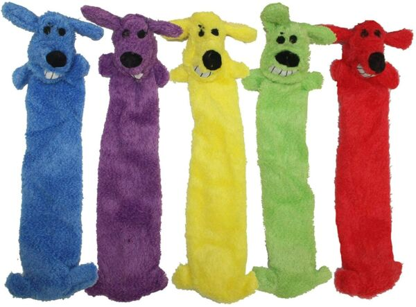 Multipet Loofa Dog Toy Ligthweight Unstuffed ( Free Shipping ) $4.95