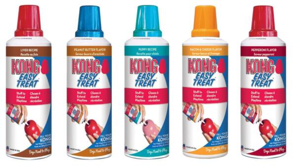 Kong Stuff'n Easy Treat 8oz Variety FreeShipping (Sold Individually)