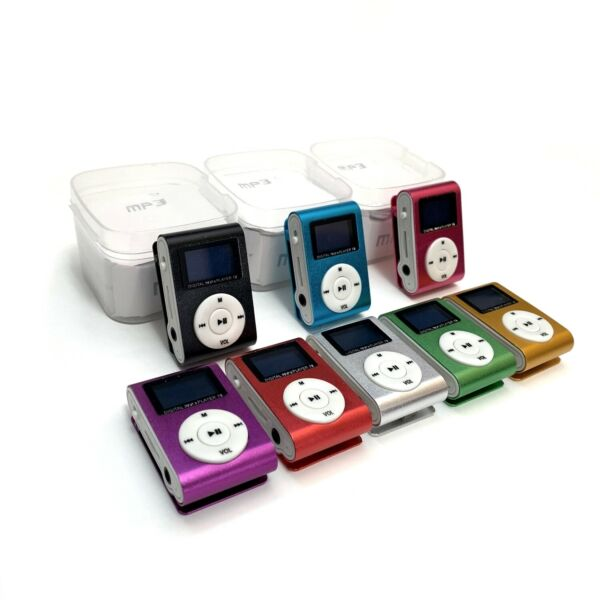MP3 Player With .9