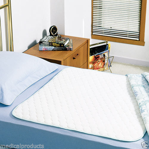 1 PC 36x72 Adult Reusable Incontinence Twin Bed Under Pad Underpad Washable $22.97