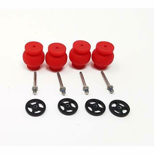New Parrot Balls and Shaft for Original Bebop Drone - Red