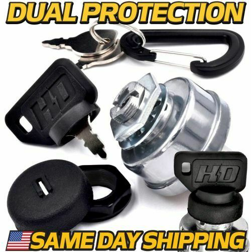 Cub Cadet MTD 725-3026 Starter Ignition Switch wPROTECTIVE COVER UPGRADE