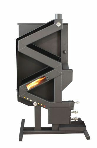 Wise way Gravity Pellet Stove By Us Stove $1904.41