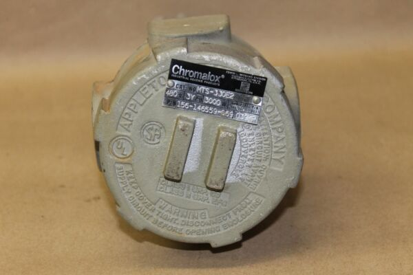 EXPLOSION PROOF Chromalox Immersion heater MTS 330E2 480V 3000W $139.00