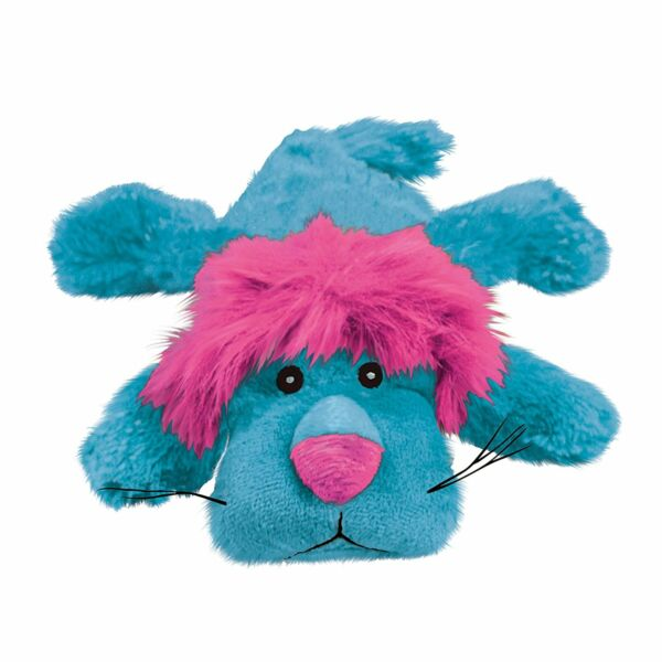 KONG Cozie King the Purple Haired Lion Dog Toy   CFree Shipping)