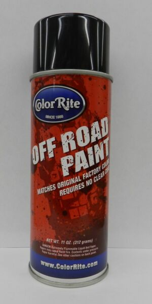 Honda R109 Passion Red Spray Paint Dirt Bike ColorRite Single Stage 2115OR $20.95