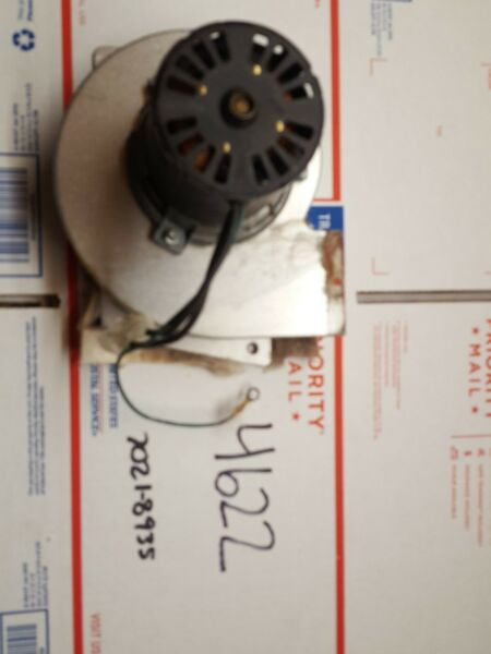 YORK COLEMAN INDUCED DRAFT BLOWER FOR GAS FURNACES 2702 321 # 7021 8935 $60.00