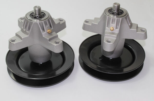 (2) Spindle assemblies replaces Cub Cadet number 918-04456 918-04461