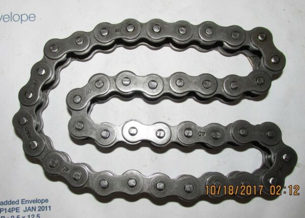NEW Craftsman 10 32 Snow Blower Thrower Drive Chain Replaces 5916MA S4042EL