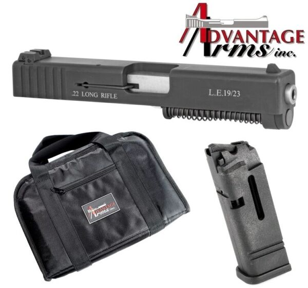Advantage Arms Gen 1 3 for Glock 19 23 25 32 38 Conversion Range Bag AAC19 23G3 $260.00