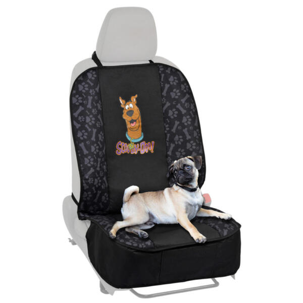 Scooby Doo Front Pet Dog Cat Car Seat Cover Waterproof Seat Protector $22.90