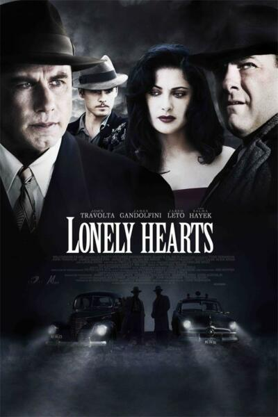 John Travolta Salma Hayek Lonely Hearts Movie Poster 18x12 36x24 40x27