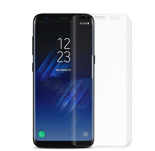 Clear Soft PET Film Screen Protector Cover For Samsung Galaxy S9 Plus S9 $3.49