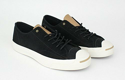 NEW MENS CONVERSE JACK PURCELL SPLIT TONGUE SNEAKERS 144384C-SHOES-SIZE 8