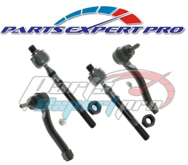 2010-2016 TUCSON STEERING TIE ROD END INNER OUTER SET SPORTAGE 2011-2013
