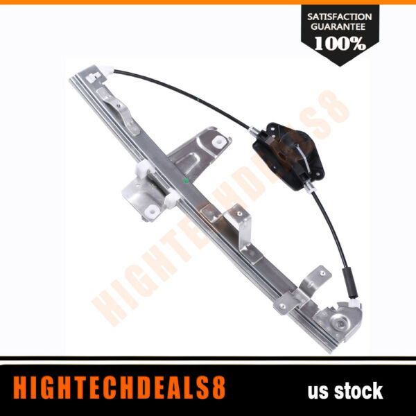 Power Window Regulator Passenger Side without Motor for 2001 Jeep Grand Cherokee
