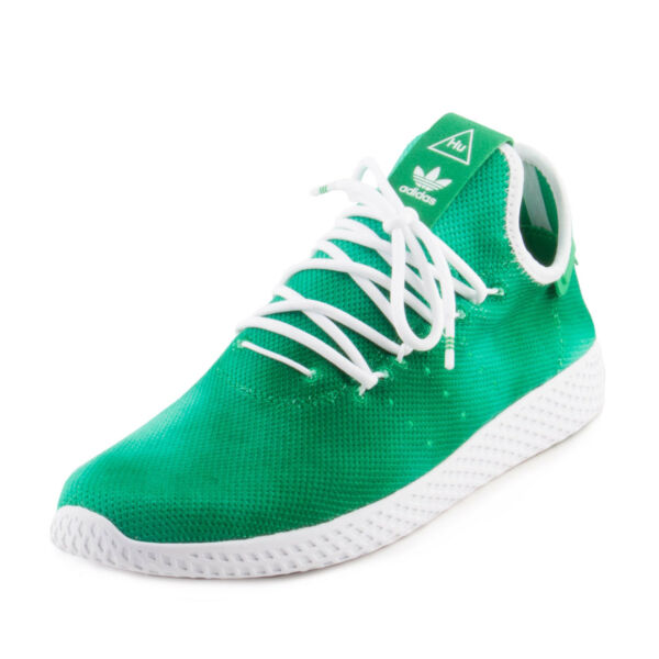 Adidas  Mens PW HU HOLI Tennis HU Pharrell Williams Green/White DA9619