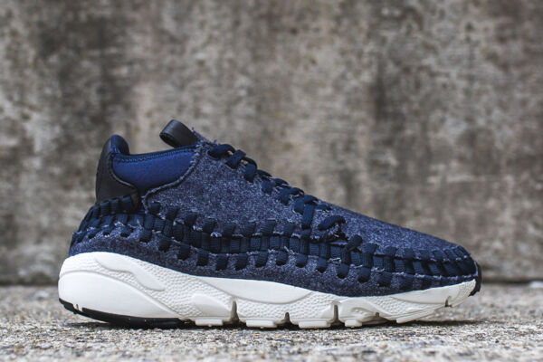 NEW MENS NIKE AIR FOOTSCAPE WOVEN CHUKKA SE 857874 400 SNEAKERS-SIZE 11