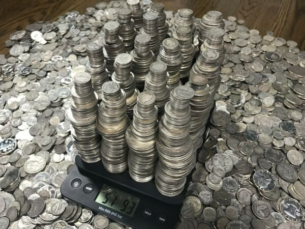 WHOLESALE SILVER BULLION COIN MONEY LOT US ESTATE SET HOARD .999 SALE COLLECTION