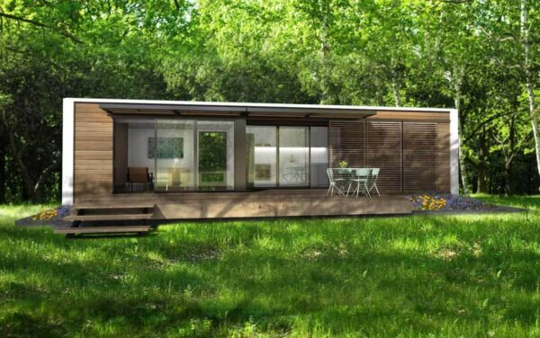 0$ Down Financing  Luxury Shipping Container Home  1 Bd1 Bth 320 Sq Ft !