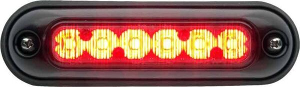 Whelen ION Surface Mount LED IONSMR RED