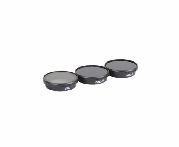 NEW Sealed Polar Pro Phantom 3 4 Filters 3-Pack DJI Drone Professional ND4 ND8